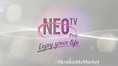 ABONNEMENT NeoTV-Pro2 Volka TV H265 PTV 12 MOIS Android/M3u/icone/smart TV/MAG