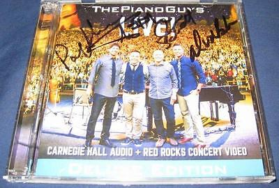 The Piano Guys: Live! Carnegie Hall Audio + Red Rocks Concert Video © 2015 w/COA