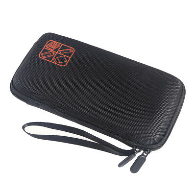 Hard Carrying Travel Case Storage Bag for Graphing Calculator HP50G/TI-84 Plus