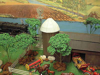 Freds  S Scale Classic Model Railroad Tree