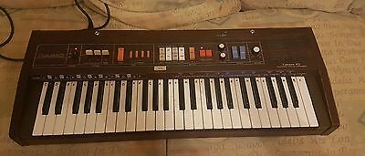 Vintage Classic Casio Casiotone 403 Electric Keyboard synth 1980s works great