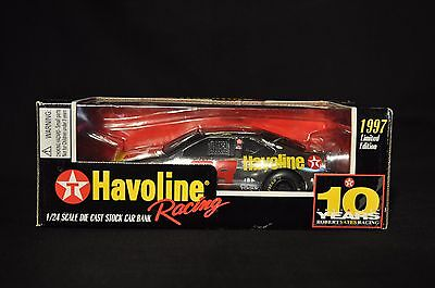 Rare - 1997 Limited Edition - Texaco #28 Ernie Irvan - Chrome Edition - NIB