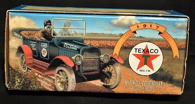 1997 Edition - Texaco 1917 Maxwell Touring Car - NIB - Collector Series #14