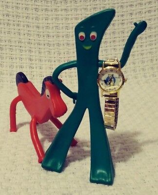 Ladies Wristwatch Cat with Mouse second hand