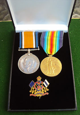 Quality Medium Leatherette Display Case - Ideal For Medals, Coins & More