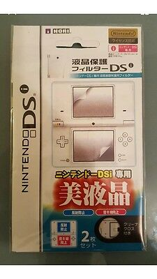 Nintendo Dsi Transparent/Durable/Screen Protector/ Guard/ LCD Touch Screen