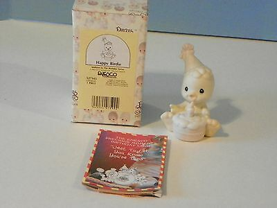 "Enesco # 527342 "" Happy Birdie "" original box"