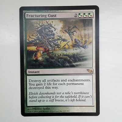 MTG Fracturing Gust ~ Shadowmoor Rare ~ Buy 2 Get 1 Free*