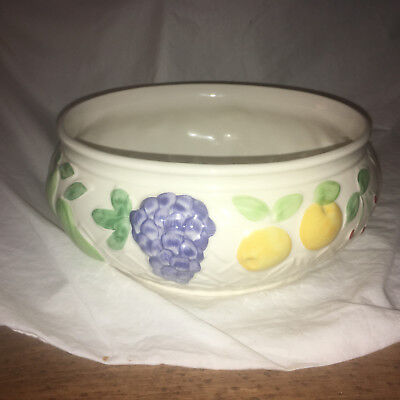 Very Large Rare Wade Fruit Bowl, Seldom Found, more Vintage