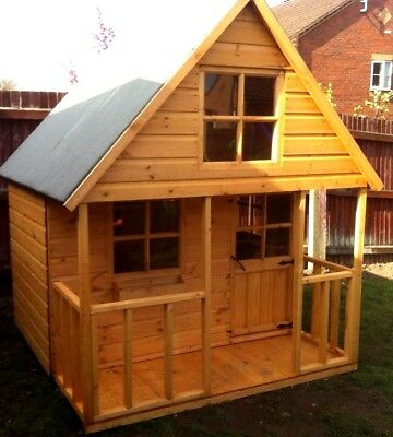 Shedrite's 6X6 Mini Swiss Playhouse