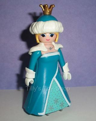 Playmobil   Magic Castle/Royal Palace - Winter Queen,Ice Skates,Crown - NEW