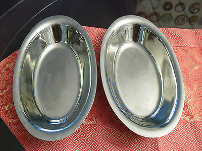 1 Salad Bowl Stainless Steel polished commercial industrial heavy duty Japan