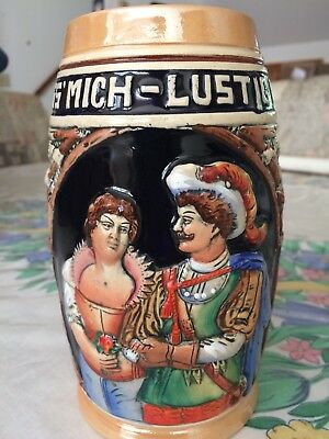 Beer Stein Made In Germany