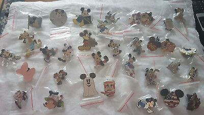 Disney Pins Trading Hidden Mickey Mouse Minnie Tinkerbell Duffy Hook Goofy