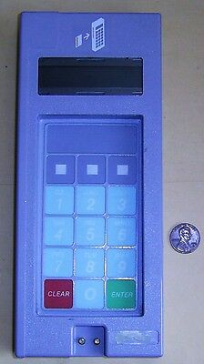Vintage Late 1980s Pinpoint Made Pinpad for Credit Card Transactions