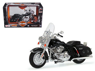 2013 Harley Davidson FLHRC Road King Classic Diecast Model 1:12 Scale - 32322 *