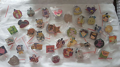 Disney Pins Trading Hidden Mickey Figment Toy Story Tinkerbell Pinocchio Up Hook