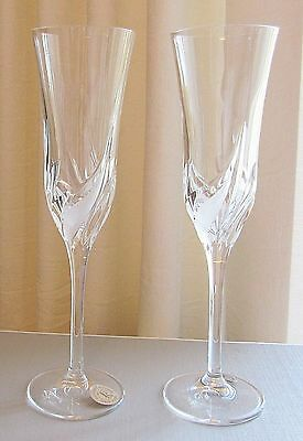 Things Remembered Cetona Crystal Toasting Wedding Flutes