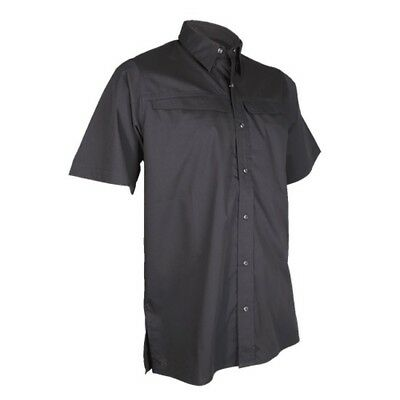 Tru Spec 1350004 Men's Black 24-7 Short Sleeve Shirt Medium