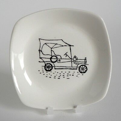 Midwinter Terence Conran 1903 Wolseley Pin Tray Pickle Dish Butter Pat Pad 50's