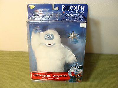 Playing Mantis Rudolph And The Island Of Misfit Toys Abominable Snowman