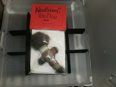 New Orleans Voo Doo Doll Sold As A Curio 1985 Nip