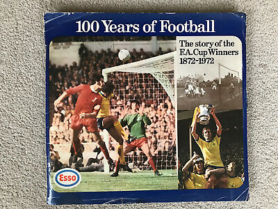 Esso 100 Years of Football Coin Collection Complete