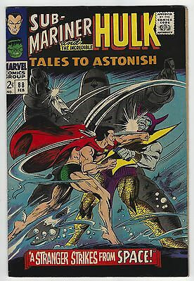 Tales to Astonish #88 8.0 VF Sub-Mariner Silver Age Marvel Comic Book Classic