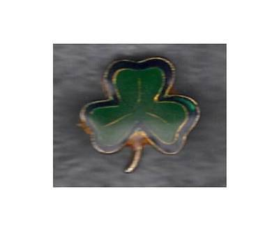 Canada St Patrick's Irish Leaf Old Lapel Pin
