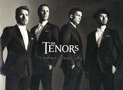 THE TENORS 2015 Under One Sky Official Tour Program