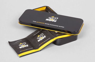 Crep Protect The Ultimate Shoe Cleaning Wipes Shoe Protection