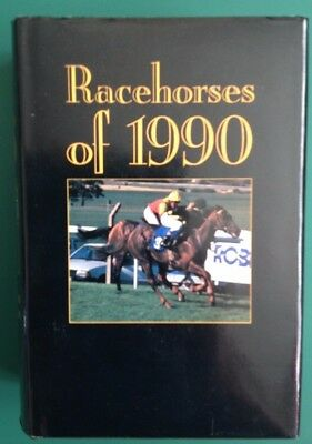 Horse Racing book Timeform Racehorses of 1990