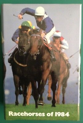 Horse Racing book Timeform Racehorses of 1984