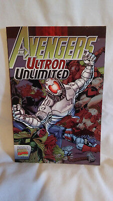 Avengers Ultron Unlimited Trade Paperback