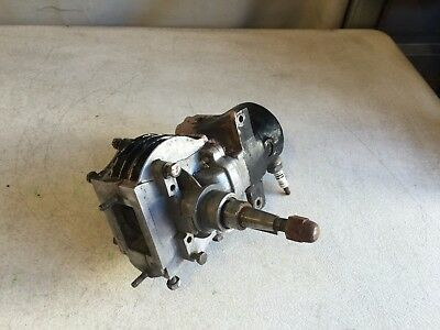 POWERHEAD from Vintage Sears Waterwitch Outboard Motor 1945?