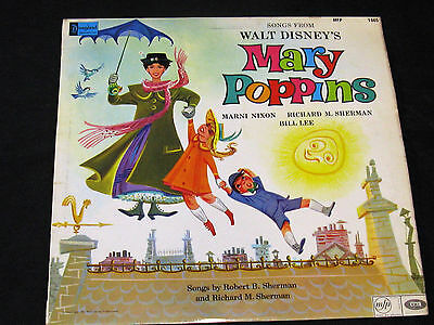 Songs from Walt Disney's Mary Poppins