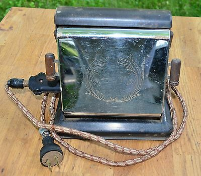 Vintage Antique Toaster Dominion Electric Mfg Inc. Works Perfect #1101 USA