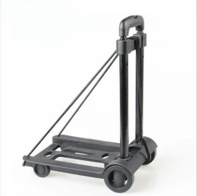 New Portable Foldable Luggage Compact Shopping Trolley Office Hand Cart Travel