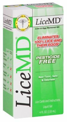 Lice Md Head Lice Treatment 4oz 6 Pack