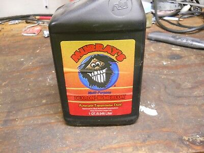 ATF 3 DEXTRON  III MERCON  TRANSMISSON FLUID lot of 6 murrays brand