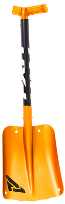 FXR TACTIC EXTENDABLE SHOVEL WITH SAW - Black / Orange - Snowmobile Safety - NEW