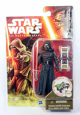 Star Wars Force Awakens KYLO REN COMBINE Action Figure Hasbro 2015