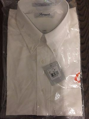 SONY ALPHA CAMERA PROMO Promotional Promo Swag White Dress Shirt Medium - NEW