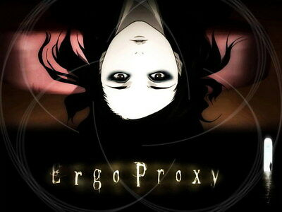 """021 Ergo Proxy - Science Fiction Fight Action Japan Anime 18""""x14"""" Poster"""