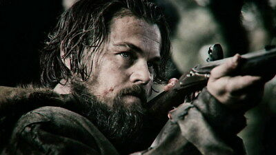 "001 Leonardo DiCaprio - The Revenant Handsome Movie Star 24""x14"" Poster"
