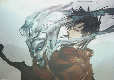 """049 Ergo Proxy - Science Fiction Fight Action Japan Anime 34""""x24"""" Poster"""