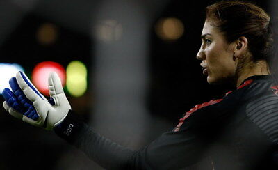 """042 Hope Solo - Team USA Keeper Football Soccer Wowen Olympic 39""""x24"""" Poster"""