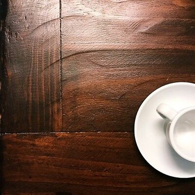 Rustic Timber Table Tops - Cafe Table tops  - SOLID TIMBER HAND MADE ON SALE NOW