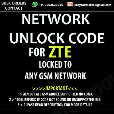 zte v795 unlock code light equals