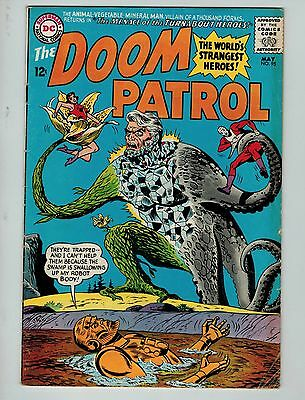 The Doom Patrol #95 (May 1965, DC)! VG/FN5.0+! Silver age DC beauty! LOOK!